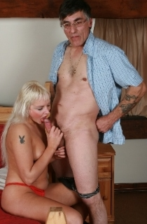 DavesYoungSluts - How does he do it ? This old guy gets to fuck all the hottest and juiciest young sluts on camera.